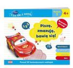 Disney Ucz Się Z Nami Auta Piszę, Zmazuję, Bawię Się w sklepie internetowym Gigant.pl