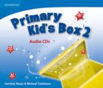 Primary Kid's Box 2 Audio 2cd w sklepie internetowym Gigant.pl