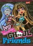 Zeszyt Monster High W Linie 32 Strony A5 Friends w sklepie internetowym Gigant.pl