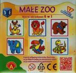 Małe Zoo Klocki Obrazkowe 6 W 1 w sklepie internetowym Gigant.pl