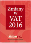 Zmiany W Vat 2016 w sklepie internetowym Gigant.pl
