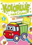 Koloruję I Naklejam 5 w sklepie internetowym Gigant.pl
