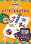 Akademia Malucha Ćwiczenia Czterolatka w sklepie internetowym Gigant.pl