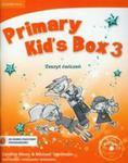 Primary Kid's Box 3 Zeszyt Ćwiczeń Z Płytą Cd w sklepie internetowym Gigant.pl
