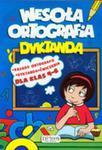 Wesoła Ortografia Dyktanda 4-6 w sklepie internetowym Gigant.pl
