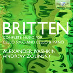 Britten: Complete Music For Cello Solo And Cello And Piano w sklepie internetowym Gigant.pl