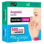 Pons Angielski Słuchaj I Mów. 500 Słów I Mówisz w sklepie internetowym Gigant.pl