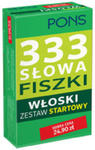 333 Słowa Fiszki Włoski Zestaw Startowy w sklepie internetowym Gigant.pl