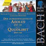 Bach: Secular Cantatas (Bwv 205) / Quodlibe w sklepie internetowym Gigant.pl
