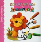Dzikie Zwierzęta. Kolorowanka Dla Maluchów w sklepie internetowym Gigant.pl
