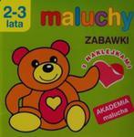 Maluchy. Zabawki Z Naklejkami. Akademia Malucha 2-3 Lata w sklepie internetowym Gigant.pl
