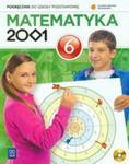Matematyka 2001 6 Podręcznik Z Płytą Cd w sklepie internetowym Gigant.pl