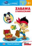 Disney Ucz Się Z Nami Disney Junior Zabawa Z Naklejkami w sklepie internetowym Gigant.pl