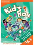 Kid's Box Level 3 - 4: : Tests Cd - Rom And Audio Cd w sklepie internetowym Gigant.pl