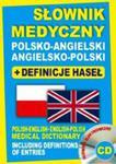 Słownik Medyczny Polsko-angielski Angielsko-polski + Definicje Haseł + Cd (Słownik Elektroniczny) w sklepie internetowym Gigant.pl