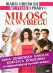 Miłość Na Wybiegu (Książka + Dvd) w sklepie internetowym Gigant.pl