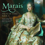 Marais: Pieces De Viole, Book V w sklepie internetowym Gigant.pl