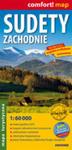 Sudety Zachodnie Mapa Turystyczna 1:60 000 w sklepie internetowym Gigant.pl