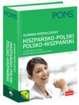Słownik Współczesny Hiszpańsko-polski Polsko-hiszpański w sklepie internetowym Gigant.pl