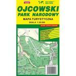 Ojcowski Park Narodowy Mapa Turystyczna 1:20 000 w sklepie internetowym Gigant.pl
