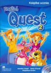 English Quest 2 Książka Ucznia + 2cd w sklepie internetowym Gigant.pl