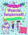 Dla Młodych Dam! Wesołe Księżniczki. Zagadki Z Nalepkami w sklepie internetowym Gigant.pl