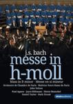 Euroarts - Bach: Mass In B-minor - A Film By Olivier Simonnet, Concert Recorded March 27-30.2006 In The Cathedral Of Notre-dame De Paris w sklepie internetowym Gigant.pl