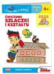 Disney Ucz Się Z Nami Disney Junior Ćwiczymy Szlaczki I Kształty w sklepie internetowym Gigant.pl