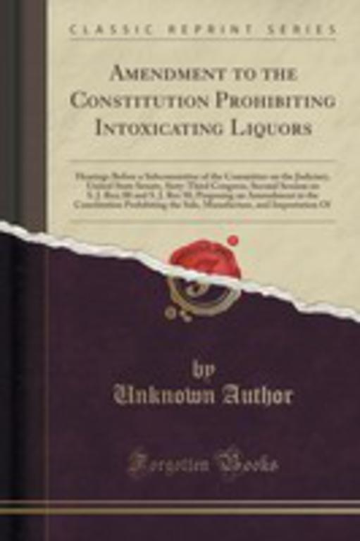 the negative impact of american prohibition essay
