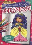 Dziewczynka Koloruje Księżniczki w sklepie internetowym Gigant.pl