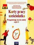 Karty Pracy Sześciolatka Przygotowuję Się Do Szkoły Część 2 w sklepie internetowym Gigant.pl