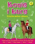 Konie I Kuce Książka Pełna Zabaw 1 w sklepie internetowym Gigant.pl