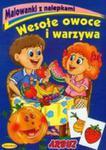 Malowanki Z Nalepkami. Wesołe Owoce I Warzywa. Arbuz w sklepie internetowym Gigant.pl