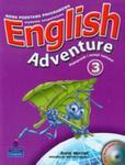 English Adventure 3 - Podręcznik Z Zeszytem Ćwiczeń Plus Multi-rom Plus Dvd [Książka Ucznia Z Zeszytem Ćwiczeń Plus Cd-rom Plus Dvd] w sklepie internetowym Gigant.pl