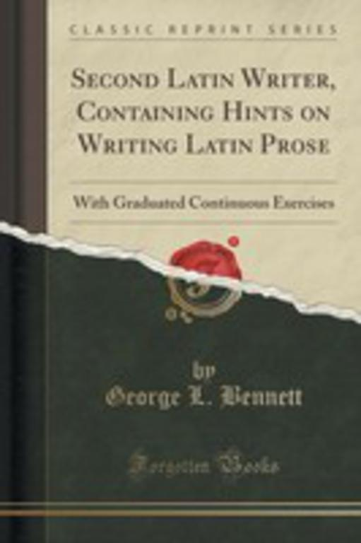 latin essayists