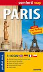 Paris Laminowany Plan Miasta 1:16 500 – Mapa Kieszonkowa w sklepie internetowym Gigant.pl