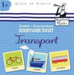 Odkrywam Świat Transport Książka + Karty Obrazkowe w sklepie internetowym Gigant.pl