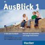 Ausblick 1: : 2 Audio - Cds, Zum Kursbuch w sklepie internetowym Gigant.pl