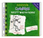 Dziennik Cwaniaczka. Szczyt Wszystkiego. Książka Audio Cd Mp3 w sklepie internetowym Gigant.pl