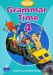 New Grammar Time 4 - Students' Book Plus Cd-rom [Książka Ucznia Z Kluczem Plus Cd-rom] w sklepie internetowym Gigant.pl