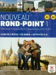Nouveau Rond-point 1 A1+a2 Podręcznik + Cd w sklepie internetowym Gigant.pl