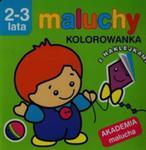 Maluchy. Kolorowanka Z Naklejkami. Akademia Malucha 2-3 Lata w sklepie internetowym Gigant.pl