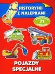 Pojazdy Specjalne. Historyjki Z Nalepkami w sklepie internetowym Gigant.pl