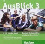 Ausblick 3: : 2 Audio - Cds Kursbuch w sklepie internetowym Gigant.pl