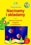 Nacinamy I Składami Czyli Płaskie Techniki Origami Z Nacięciem. Abc Origami w sklepie internetowym Gigant.pl