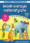 Wesołe Wierszyki Matematyczne 3-6 Lat w sklepie internetowym Gigant.pl
