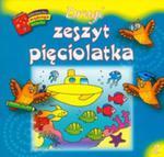 Drugi Zeszyt Pięciolatka. Biblioteczka Mądrego Dziecka w sklepie internetowym Gigant.pl