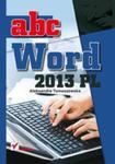 Abc Word 2013 Pl w sklepie internetowym Gigant.pl