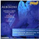 Albinoni: Double Oboe Concertos w sklepie internetowym Gigant.pl