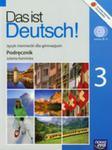 Das Ist Deutsch 3 Podręcznik + 2 Cd w sklepie internetowym Gigant.pl